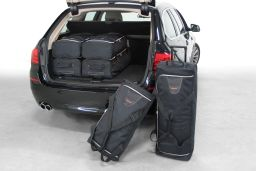 BMW 5 series Touring (F11) 2011-2017 Car-Bags.com travel bag set (1)