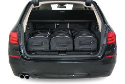 BMW 5 series Touring (F11) 2011-2017 Car-Bags.com travel bag set (2)