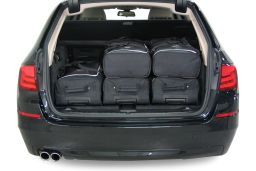 BMW 5 series Touring (F11) 2011-2017 Car-Bags.com travel bag set (3)