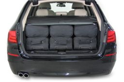 BMW 5 series Touring (F11) 2011-2017 Car-Bags.com travel bag set (4)