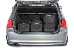 BMW 3 series Touring (E91) 2005-2012 Car-Bags.com travel bag set (3)