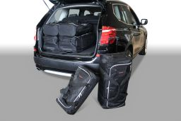 BMW X3 (F25) 2010-2017 Car-Bags.com travel bag set (1)