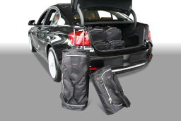 BMW 3 series (F30) 2012- 4 door Car-Bags.com travel bag set (1)