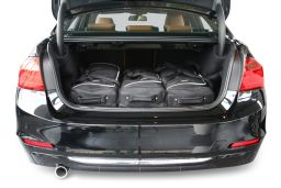 BMW 3 series (F30) 2012- 4 door Car-Bags.com travel bag set (2)