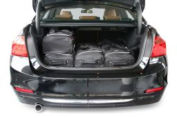 BMW 3 series (F30) 2012- 4 door Car-Bags.com travel bag set (3)