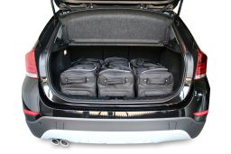 BMW X1 (E84) 2010-2015 Car-Bags.com travel bag set (2)