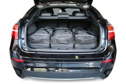 BMW X6 (E71) 2008-2014 Car-Bags.com travel bag set (2)