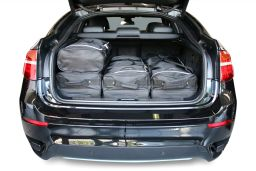 BMW X6 (E71) 2008-2014 Car-Bags.com travel bag set (3)