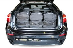 BMW X6 (E71) 2008-2014 Car-Bags.com travel bag set (4)