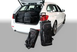BMW 3 series Touring (F31) 2012- Car-Bags.com travel bag set (1)