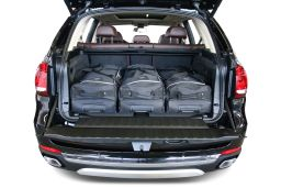 BMW X5 (F15) 2013-2018 Car-Bags.com travel bag set (2)