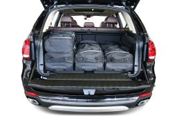 BMW X5 (F15) 2013-2018 Car-Bags.com travel bag set (3)