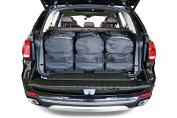 BMW X5 (F15) 2013-2018 Car-Bags.com travel bag set (4)