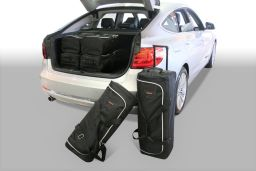 BMW 3 series GT (F34) 2013- 5 door Car-Bags.com travel bag set (1)
