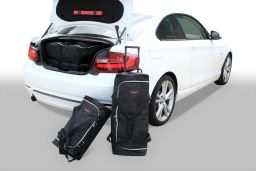 BMW 2 series Coupé (F22) 2014- Car-Bags.com travel bag set (1)