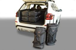 BMW X3 (G01) 2017- Car-Bags.com travel bag set (1)