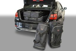 BMW 7 series + Li (G11-G12) 2015- 4 door Car-Bags.com travel bag set (1)