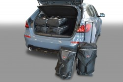BMW 1 series (F40) 2019- 3 & 5 door Car-Bags.com travel bag set (1)