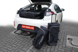Chevrolet Volt 2011- 5 door Car-Bags.com travel bag set (1)