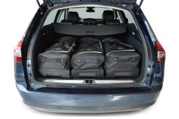 Citroën C5 Estate 2008- Car-Bags.com travel bag set (2)