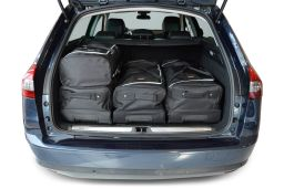Citroën C5 Estate 2008- Car-Bags.com travel bag set (3)