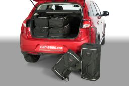 Citroën C4 Aircross 2012- Car-Bags.com travel bag set (1)