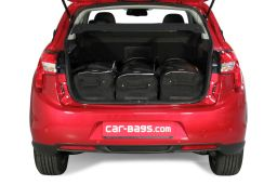 Citroën C4 Aircross 2012- Car-Bags.com travel bag set (2)