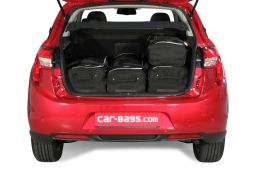 Citroën C4 Aircross 2012- Car-Bags.com travel bag set (3)