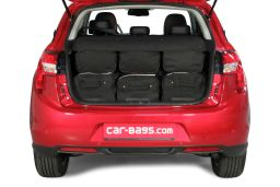 Citroën C4 Aircross 2012- Car-Bags.com travel bag set (4)