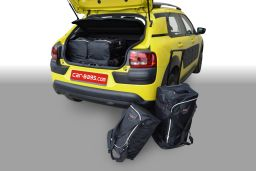 Citroën C4 Cactus 2014-2018 5 door Car-Bags.com travel bag set (1)