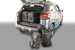 Citroën C3 Aircross 2017- Car-Bags.com travel bag set (1)