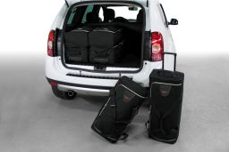 Dacia Duster 1 4x4 2010-2017 Car-Bags.com travel bag set (1)