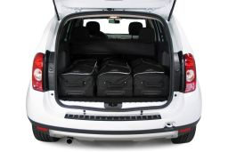 Dacia Duster 1 4x4 2010-2017 Car-Bags.com travel bag set (2)