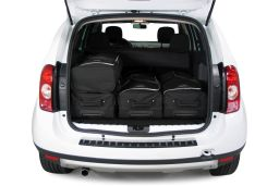 Dacia Duster 1 4x4 2010-2017 Car-Bags.com travel bag set (3)