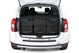 Dacia Duster 1 4x4 2010-2017 Car-Bags.com travel bag set (4)
