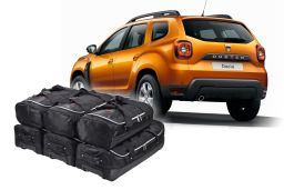 Dacia Duster 2 4x4 2017- Car-Bags.com travel bag set (1)