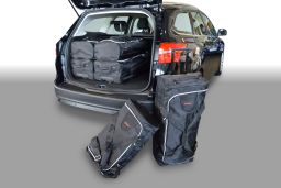 Ford Focus III 2011- wagon Car-Bags.com travel bag set (1)