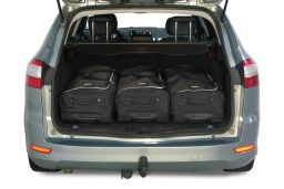 Ford Mondeo IV 2007-2014 wagon Car-Bags.com travel bag set (2)
