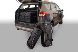 Ford Kuga II 2012- Car-Bags.com travel bag set (1)