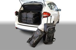 Ford C-Max (C344) 2010- Car-Bags.com travel bag set (1)