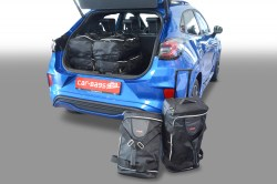 Ford Puma 2019- (lower boot floor) Car-Bags.com travel bag set (1)