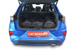 Ford Puma 2019- (high boot floor) Car-Bags.com travel bag set (2)