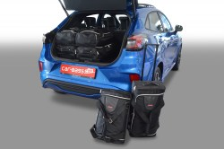 Ford Puma 2019- (high boot floor) Car-Bags.com travel bag set (1)