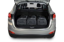 Hyundai ix35 (LM) 2010-2015 Car-Bags.com travel bag set (2)