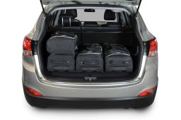 Hyundai ix35 (LM) 2010-2015 Car-Bags.com travel bag set (3)