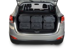 Hyundai ix35 (LM) 2010-2015 Car-Bags.com travel bag set (4)