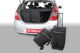 Hyundai i30 (FD-FDH) 2009-2012 5 door Car-Bags.com travel bag set (1)
