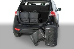 Hyundai ix20 2010- 5 door Car-Bags.com travel bag set (1)