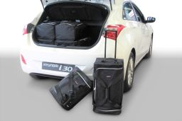 Hyundai i30 (GD) 2012-2016 5 door Car-Bags.com travel bag set (1)