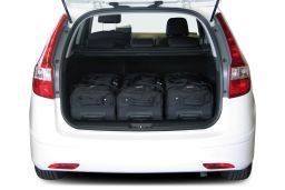Hyundai i30 (FD-FDH) 2008-2012 wagon Car-Bags.com travel bag set (2)